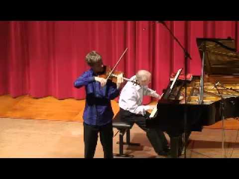 Johannes Dickbauer and Sander Sittig play Elgar (La Capriceuse)