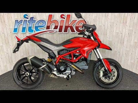 DUCATI HYPERMOTARD ABS MODEL FOR SALE YORKSHIRE