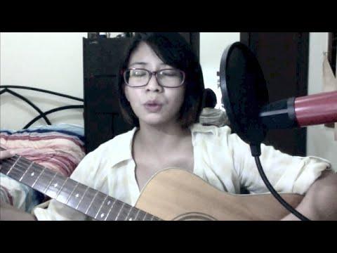 Padi-Menanti Sebuah Jawaban acoustic cover by Flora