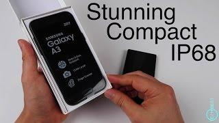Samsung Galaxy A3 2017 Quick Look
