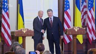 Байден за санкції проти Росії