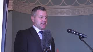 YI Conference 2018 Ben Walker (UKIP NEC Member)