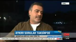 Sermiyan Midyat'ın CNN'e Verdiği Tarihi Ayar