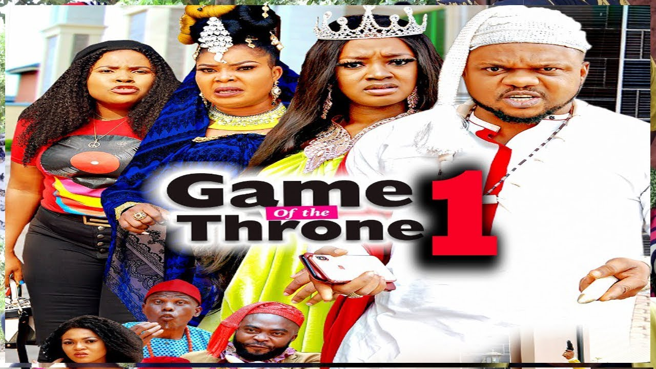 Download GAME OF THE THRONE SEASON 1 - (New Movie) KEN ERICS  2020 Latest Nigerian Nollywood Movie Full HD