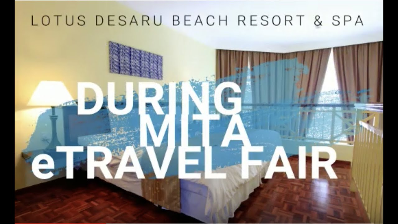 Special Offer LOTUS DESARU for MITA eTRAVEL FAIR