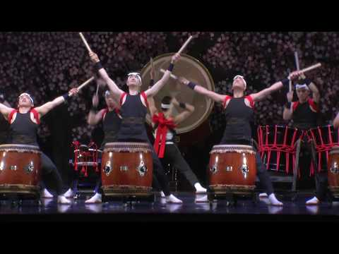 Tamagawa University Dance and Taiko Group - Millennium Stage (April 15, 2016)