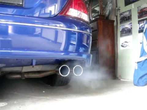 Ford Xr8 Au 220kw Falcon Sound With Herrod Exhaust Youtube
