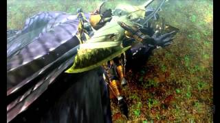 Monster Hunter 4 - Gameplay Trailer
