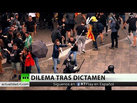 incidentes-y-cargas-policiales-durante-las-protestas-en-cataluña-contra-la-sentencia-del-'procés'