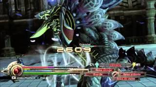 Lightning Returns: Final Fantasy XIII - Lightning Vs Grendel