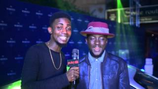 Watch M I Abaga And Burna Boy Perform Live At Martell 300 Promo Launch | Pulse TV