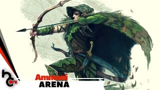 Archeage 3.0 Следопыт [Ammoni] Arena fight movie