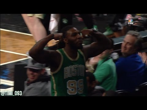 Jae Crowder Highlights vs Brooklyn Nets (24 pts, 12 reb)