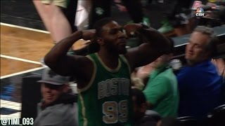 Jae Crowder Highlights vs Brooklyn Nets (24 pts, 12 reb)