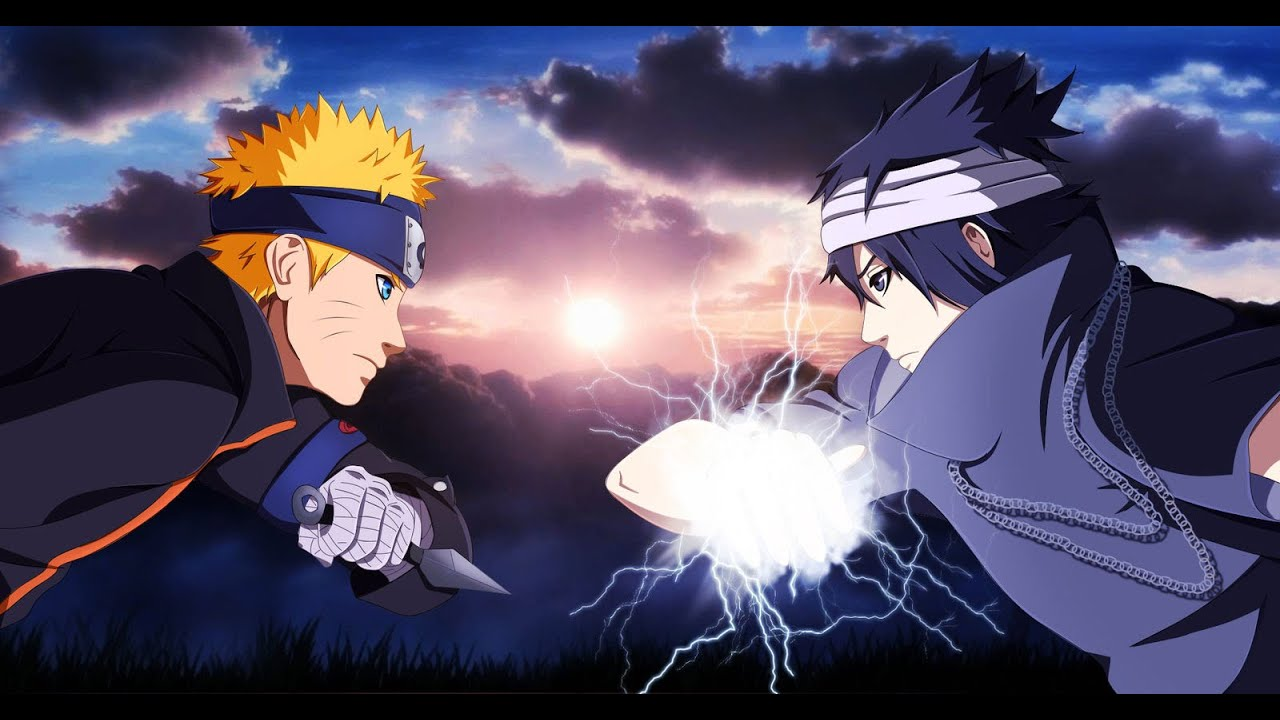 Naruto Storm 4 Amv Naruto Vs Sasuke Final So Far Away Youtube