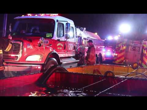 ShapPhoto Barrington house fire part 2 - tanker ops 1-31-17