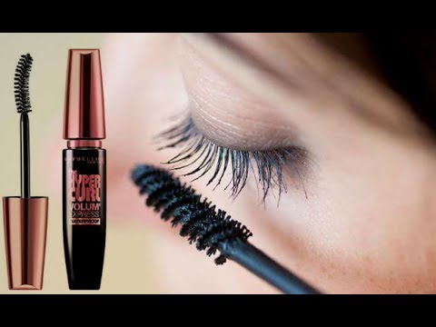1878923343c Maybelline Hypercurl Mascara | Volume Express Mascara | Dramatic Eyes |  Indian Makeup Tutorial