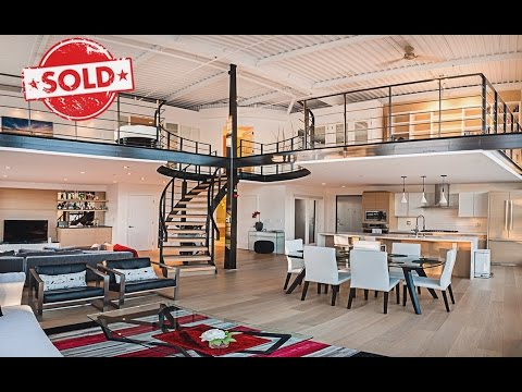 Double Height Loft in Mt Pleasant  272 E 4th Vancouver *SOLD* Vancouver Lofts, Real Estate Video