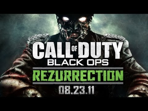 Call of Duty: Black Ops - Rezurrection Zombies DLC Preview (Behind the Scenes) | OFFICIAL | HD from YouTube · Duration:  2 minutes 53 seconds