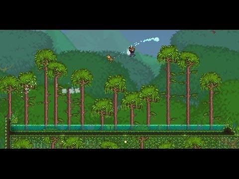 Terraria - How to grow Jungle Trees (or make a Jungle Tree farm)