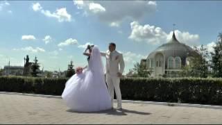 Свадебный клип Александра и Татьяны. 18 июля 2014г.