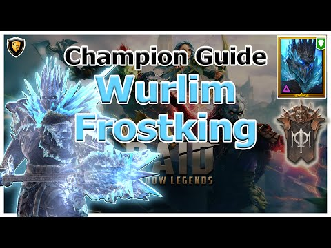 RAID Shadow Legends   Champion Guide   Wurlim Frostking
