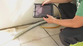 How to Clean Your K&N Air Filter_K&N空氣濾心清洗