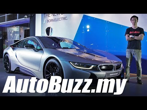 2018 BMW i8 Coupe, Things You Need To Know - AutoBuzz.my