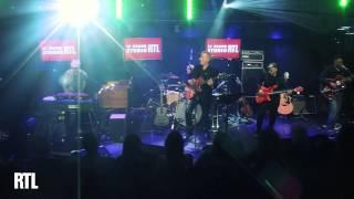 Bernard Lavilliers - Stand the Ghetto en Live dans le Grand Studio RTL