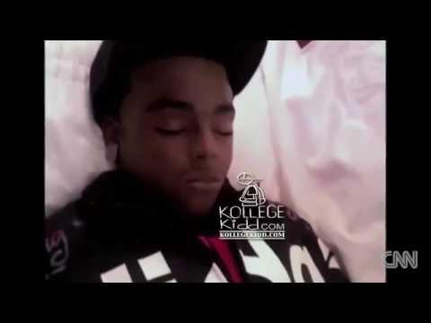 Englewood Boy Describes Lil JoJo's Gunshot Wounds After Drive-By Shooting | @kollegekidd