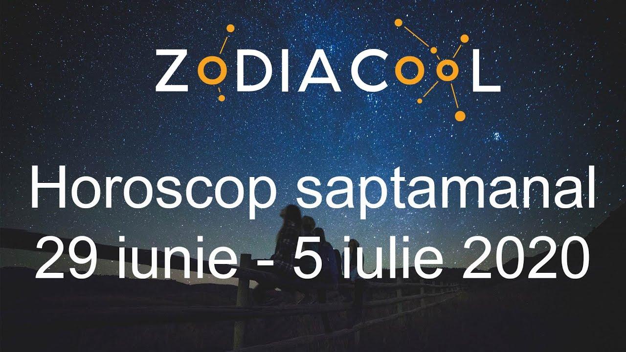 Horoscop saptamanal. Horoscop saptamana 29 Iunie - 5 Iulie 2020, oferit de ZODIACOOL