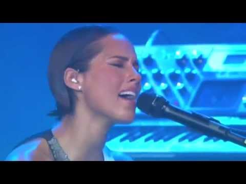 Alicia Keys Brand New Me  BBC Radio 1Xtra  2012