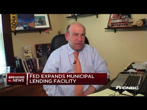 Fed expands municipal lending facility