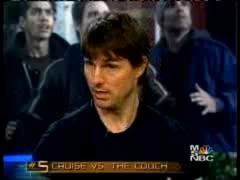Tom Cruise On The Today Show Youtube