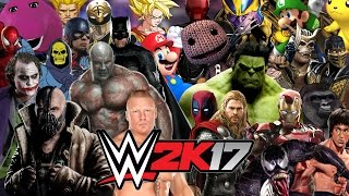 30 MAN ROYAL RUMBLE ALL STAR MATCH   WWE 2K17   10000 SUBSCRIBER SPECIAL!!!