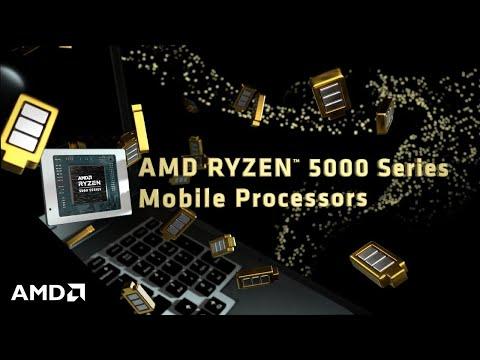 AMD Ryzen™ 5000 Series Mobile Processors – Supreme Performance. Infinite Possibilities.
