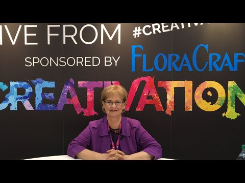 Barb LIVE from Creativation - #Creativation18