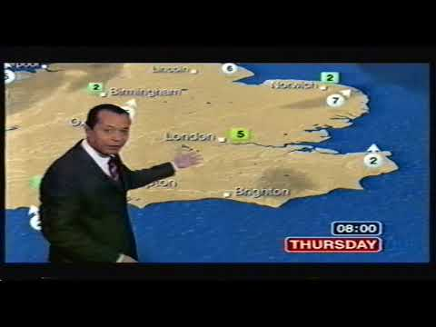 BBC One Continuity & Weather - 9th April 2008