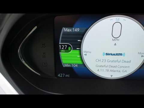 Chevrolet Bolt EV mileage report Part 1