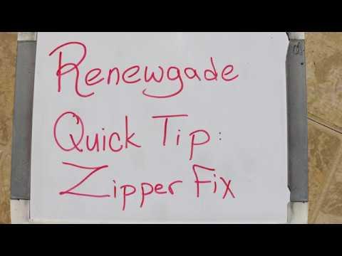 QT: Zipper Fix 1