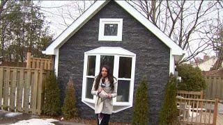 Oshawa tiny home sparks big interest