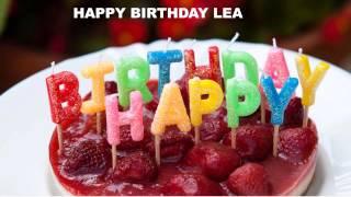 Lea Birthday Cakes Pasteles