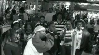 Mully Man in mondawmin Mall (LIVE Music Video)