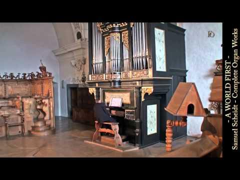 Samuel Scheidt - Das Orgelwerk -- Complete Organ Works / Alamanda Bruynsmedelijn, SSWV 558