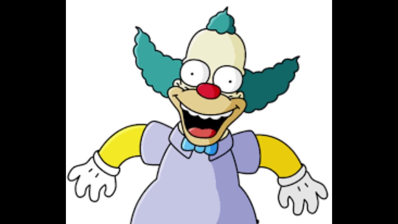 Krusty laugh 10 min loop youtube - Simpson le clown ...