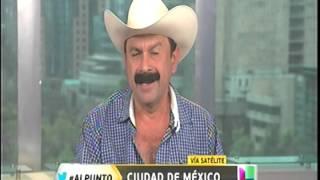 Entrevista completa en Alpunto con Layin de San Blas, canal 27.1 tv abierta.