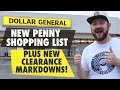 🎂 NEW Dollar General Penny List + New Clearance Markdowns - Starts March 26, 2019