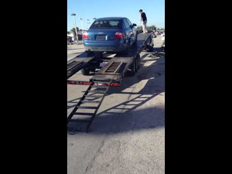 Audi A4 Auto Shipping and Transport Nationwide
