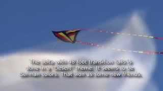 Kite Festival WSIKF 2014 Shazam Kite Thumbnail