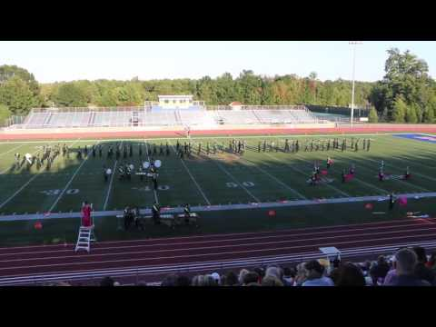 Coloma High School Marching Band - 2016 Grand Haven Invitational - September 24, 2016